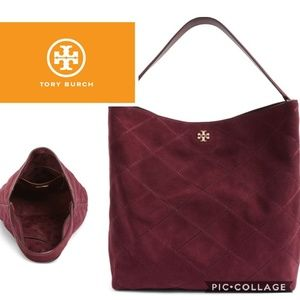 NWT Tory Burch Frida Stitched bag